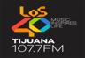 Los 40 Principales (Tijuana) 107.7 FM