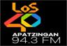 Los 40 Apatzingán XECJ 94.3 FM